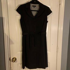 Tahari ASL Alan Cap Sleeve Business Career Dress 6